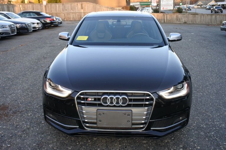 Used 2013 Audi S4 4dr Sdn S Tronic Premium Plus Used 2013 Audi S4 4dr Sdn S Tronic Premium Plus for sale  at Metro West Motorcars LLC in Shrewsbury MA 2