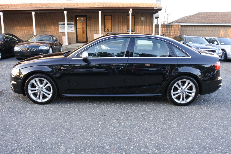 Used 2013 Audi S4 4dr Sdn S Tronic Premium Plus Used 2013 Audi S4 4dr Sdn S Tronic Premium Plus for sale  at Metro West Motorcars LLC in Shrewsbury MA 3