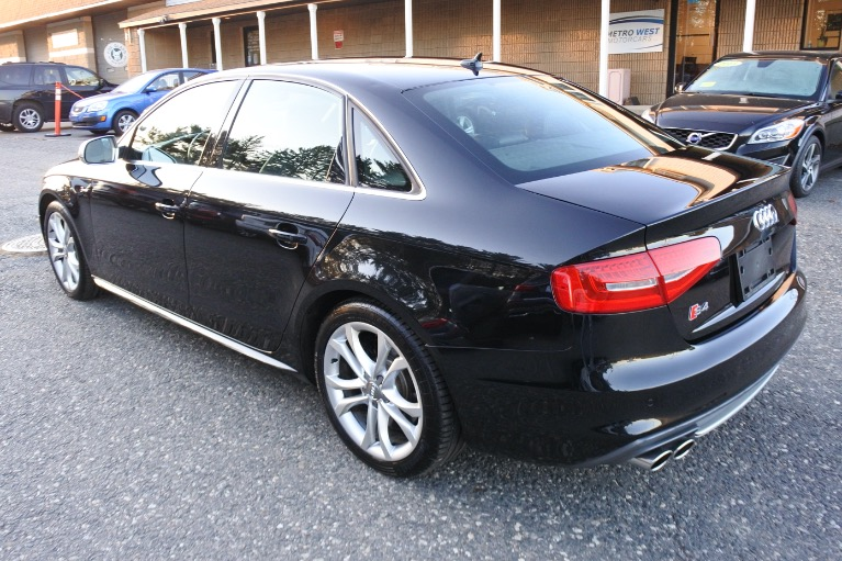Used 2013 Audi S4 4dr Sdn S Tronic Premium Plus Used 2013 Audi S4 4dr Sdn S Tronic Premium Plus for sale  at Metro West Motorcars LLC in Shrewsbury MA 4