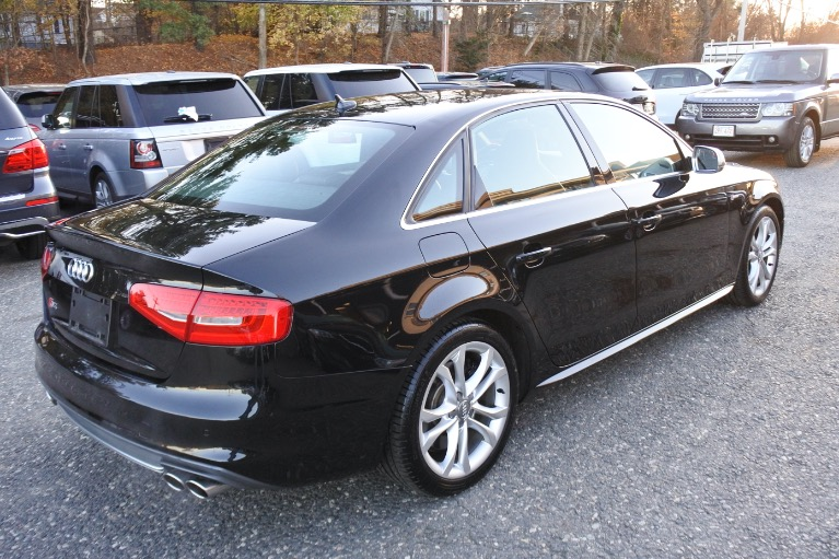 Used 2013 Audi S4 4dr Sdn S Tronic Premium Plus Used 2013 Audi S4 4dr Sdn S Tronic Premium Plus for sale  at Metro West Motorcars LLC in Shrewsbury MA 6