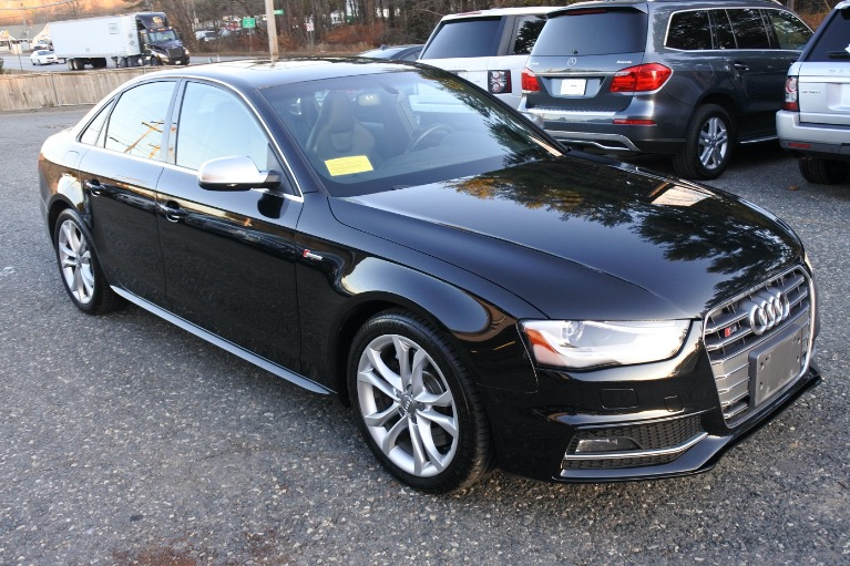 Used 2013 Audi S4 4dr Sdn S Tronic Premium Plus Used 2013 Audi S4 4dr Sdn S Tronic Premium Plus for sale  at Metro West Motorcars LLC in Shrewsbury MA 8