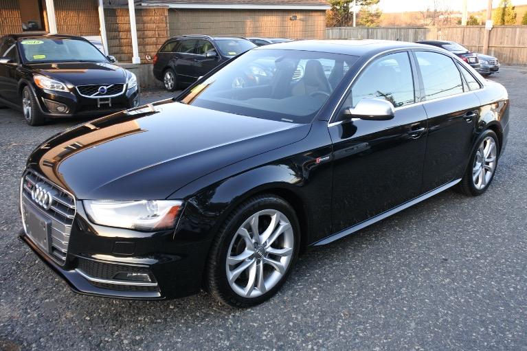 Used Used 2013 Audi S4 4dr Sdn S Tronic Premium Plus for sale Call for price at Metro West Motorcars LLC in Shrewsbury MA