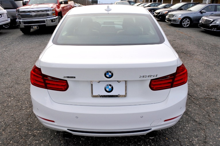 Used 2013 BMW 3 Series 335i xDrive AWD Used 2013 BMW 3 Series 335i xDrive AWD for sale  at Metro West Motorcars LLC in Shrewsbury MA 4