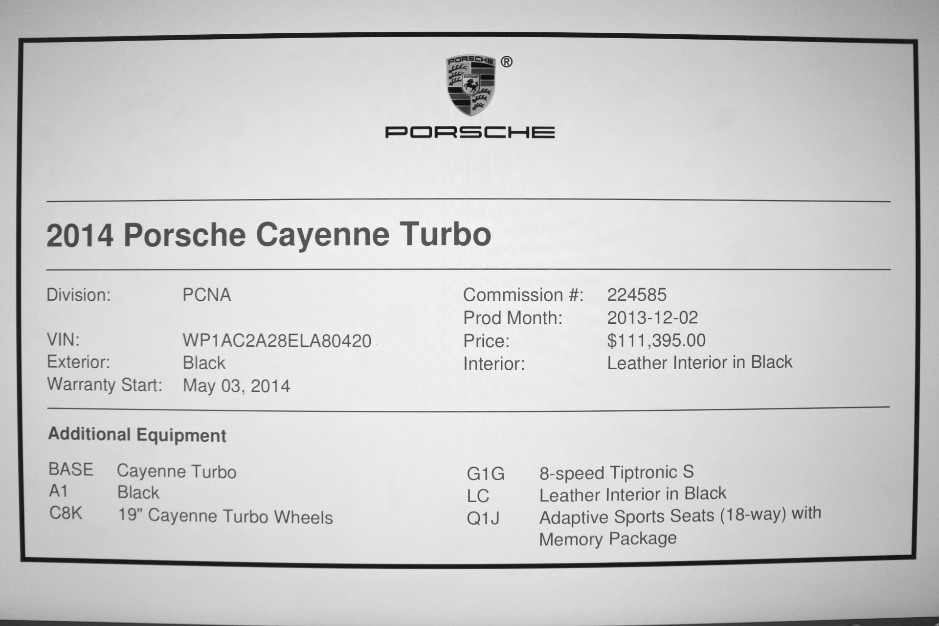 Used 2014 Porsche Cayenne Turbo AWD Used 2014 Porsche Cayenne Turbo AWD for sale  at Metro West Motorcars LLC in Shrewsbury MA 22