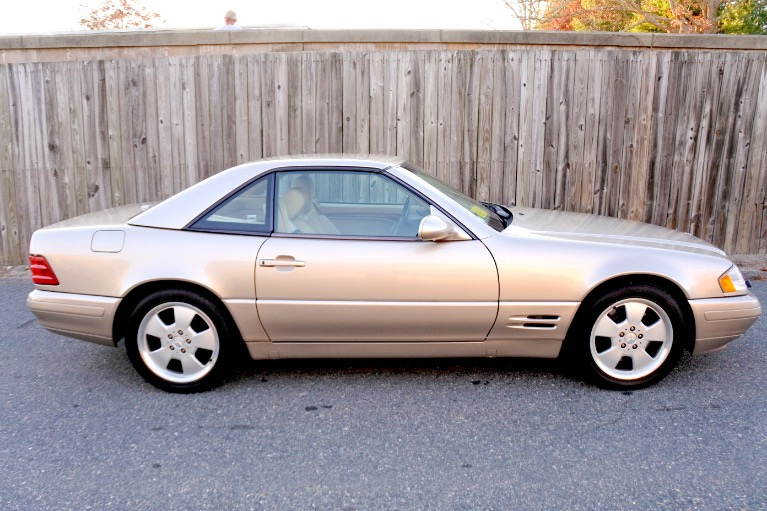 Used 2000 Mercedes-Benz Sl-class 2dr Roadster 5.0L Used 2000 Mercedes-Benz Sl-class 2dr Roadster 5.0L for sale  at Metro West Motorcars LLC in Shrewsbury MA 12