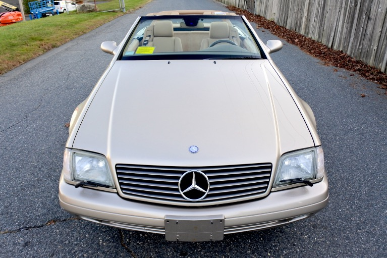 Used 2000 Mercedes-Benz Sl-class 2dr Roadster 5.0L Used 2000 Mercedes-Benz Sl-class 2dr Roadster 5.0L for sale  at Metro West Motorcars LLC in Shrewsbury MA 16