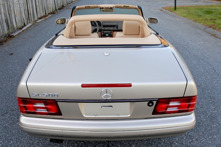 Used 2000 Mercedes-Benz Sl-class 2dr Roadster 5.0L Used 2000 Mercedes-Benz Sl-class 2dr Roadster 5.0L for sale  at Metro West Motorcars LLC in Shrewsbury MA 7