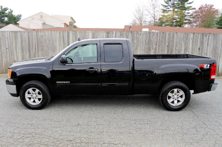 Used 2012 GMC Sierra 1500 4WD Ext Cab 143.5' SLE Used 2012 GMC Sierra 1500 4WD Ext Cab 143.5' SLE for sale  at Metro West Motorcars LLC in Shrewsbury MA 2