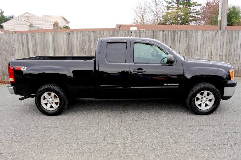 Used 2012 GMC Sierra 1500 4WD Ext Cab 143.5' SLE Used 2012 GMC Sierra 1500 4WD Ext Cab 143.5' SLE for sale  at Metro West Motorcars LLC in Shrewsbury MA 6