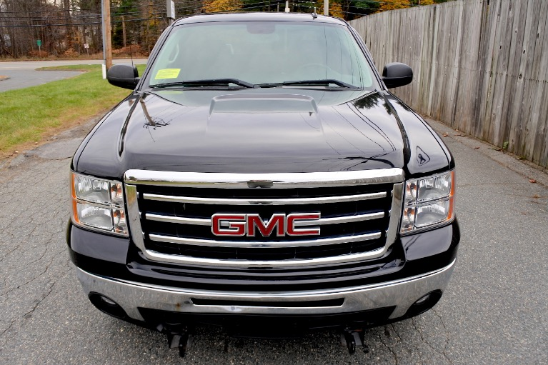 Used 2012 GMC Sierra 1500 4WD Ext Cab 143.5' SLE Used 2012 GMC Sierra 1500 4WD Ext Cab 143.5' SLE for sale  at Metro West Motorcars LLC in Shrewsbury MA 8