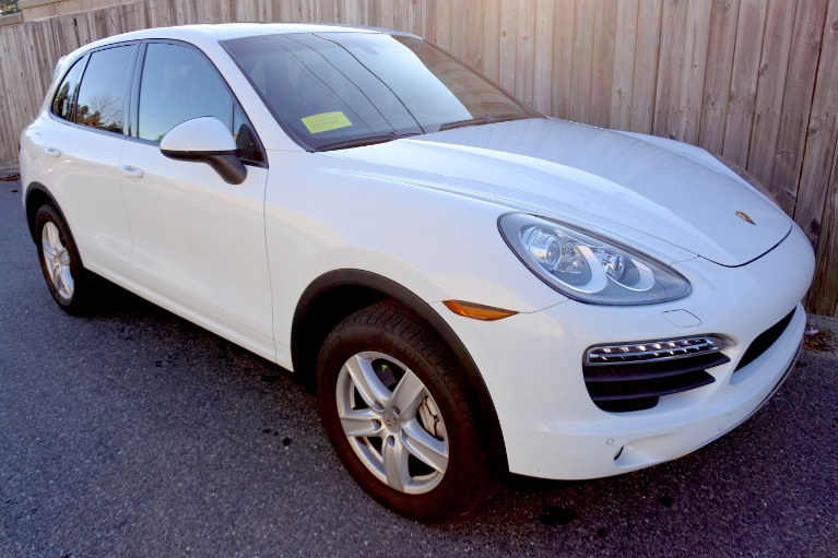 Used 2014 Porsche Cayenne S AWD Used 2014 Porsche Cayenne S AWD for sale  at Metro West Motorcars LLC in Shrewsbury MA 7