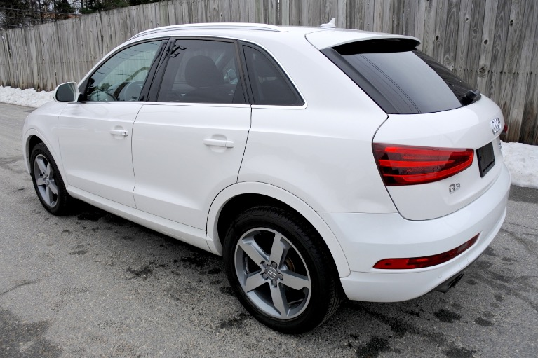Used 2015 Audi Q3 Quattro 2.0T Prestige Used 2015 Audi Q3 Quattro 2.0T Prestige for sale  at Metro West Motorcars LLC in Shrewsbury MA 3