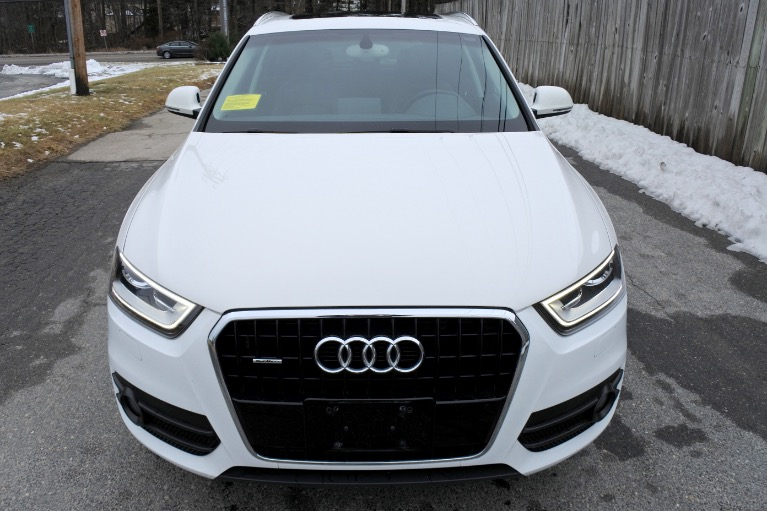 Used 2015 Audi Q3 Quattro 2.0T Prestige Used 2015 Audi Q3 Quattro 2.0T Prestige for sale  at Metro West Motorcars LLC in Shrewsbury MA 8