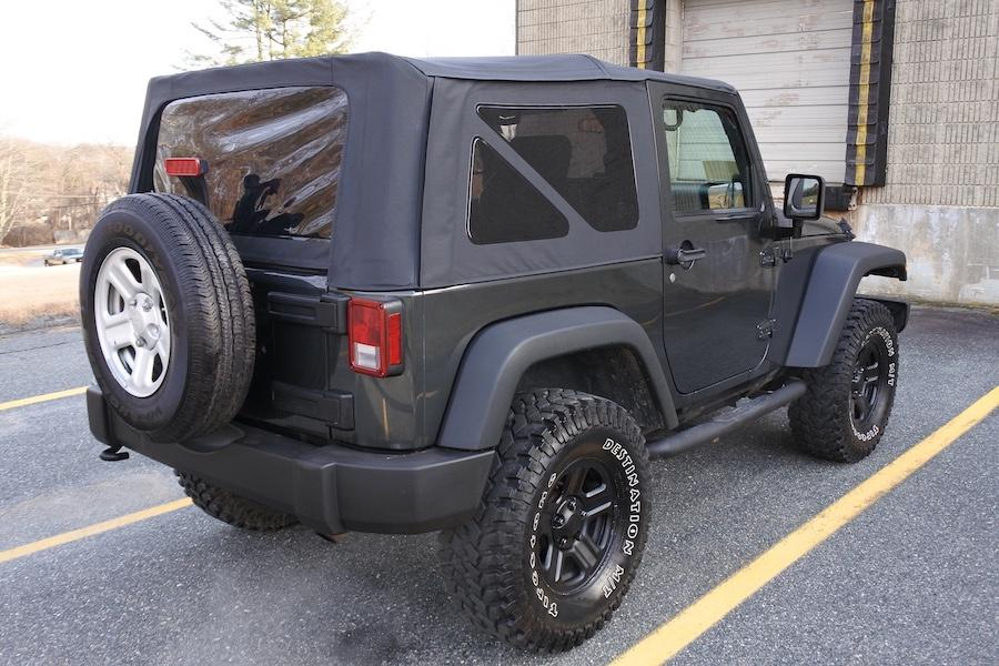 Used 2010 Jeep Wrangler 4WD 2dr Sport Used 2010 Jeep Wrangler 4WD 2dr Sport for sale  at Metro West Motorcars LLC in Shrewsbury MA 6