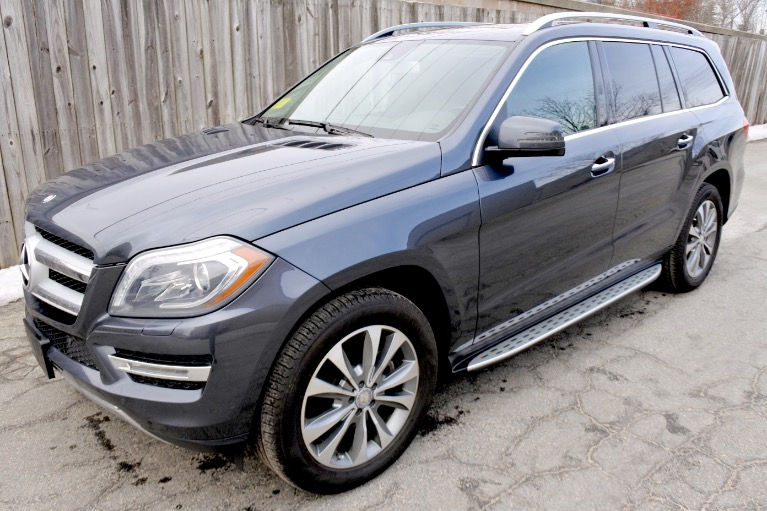 Used Used 2014 Mercedes-Benz Gl-class GL450 4MATIC for sale $21,800 at Metro West Motorcars LLC in Shrewsbury MA