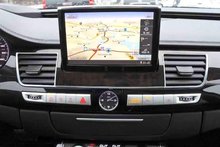 Used 2015 Audi A8 l 4.0L Quattro Used 2015 Audi A8 l 4.0L Quattro for sale  at Metro West Motorcars LLC in Shrewsbury MA 11