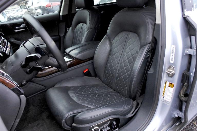Used 2015 Audi A8 l 4.0L Quattro Used 2015 Audi A8 l 4.0L Quattro for sale  at Metro West Motorcars LLC in Shrewsbury MA 12