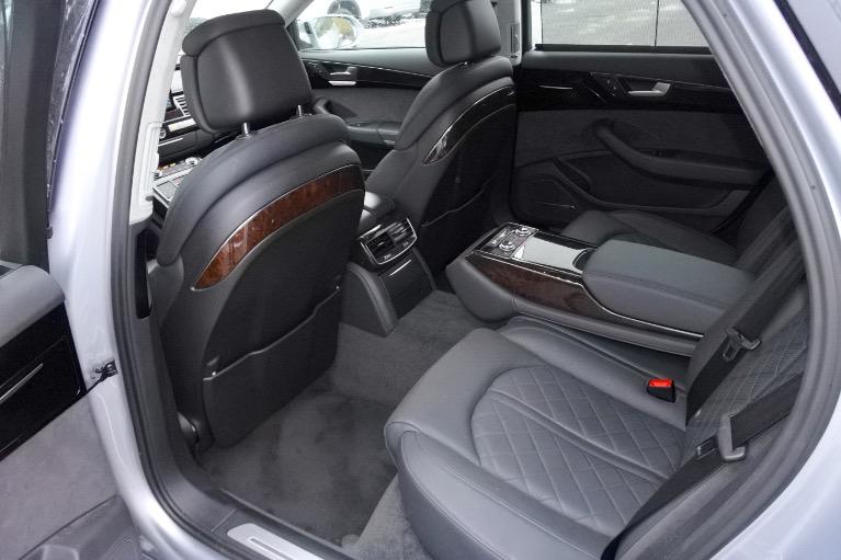 Used 2015 Audi A8 l 4.0L Quattro Used 2015 Audi A8 l 4.0L Quattro for sale  at Metro West Motorcars LLC in Shrewsbury MA 13