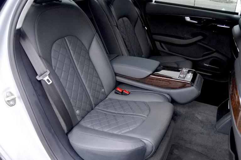 Used 2015 Audi A8 l 4.0L Quattro Used 2015 Audi A8 l 4.0L Quattro for sale  at Metro West Motorcars LLC in Shrewsbury MA 15