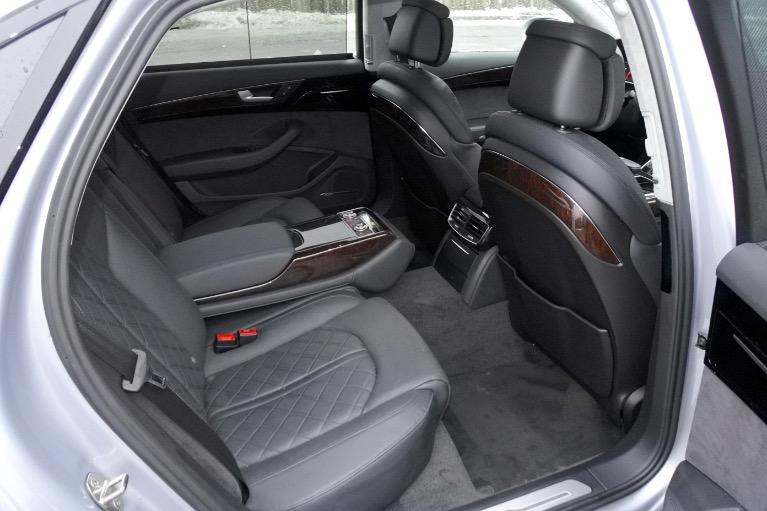 Used 2015 Audi A8 l 4.0L Quattro Used 2015 Audi A8 l 4.0L Quattro for sale  at Metro West Motorcars LLC in Shrewsbury MA 16