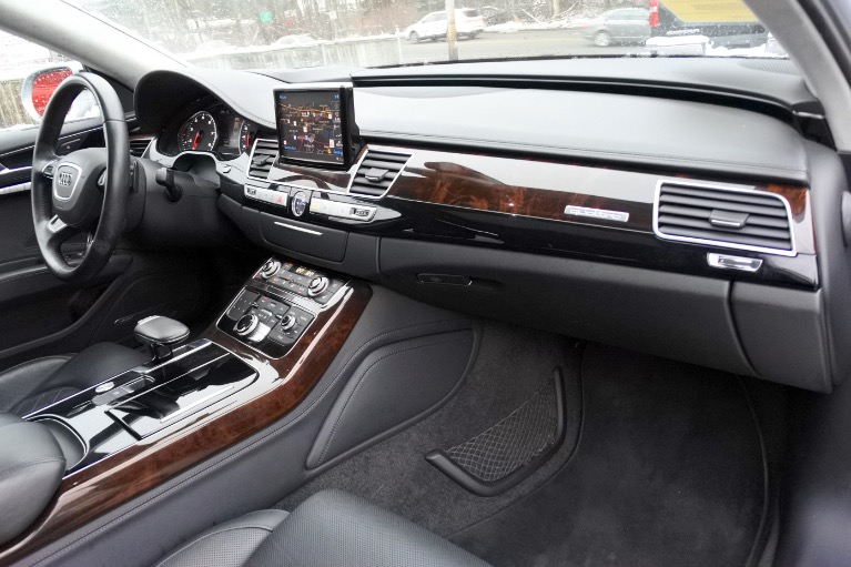 Used 2015 Audi A8 l 4.0L Quattro Used 2015 Audi A8 l 4.0L Quattro for sale  at Metro West Motorcars LLC in Shrewsbury MA 18