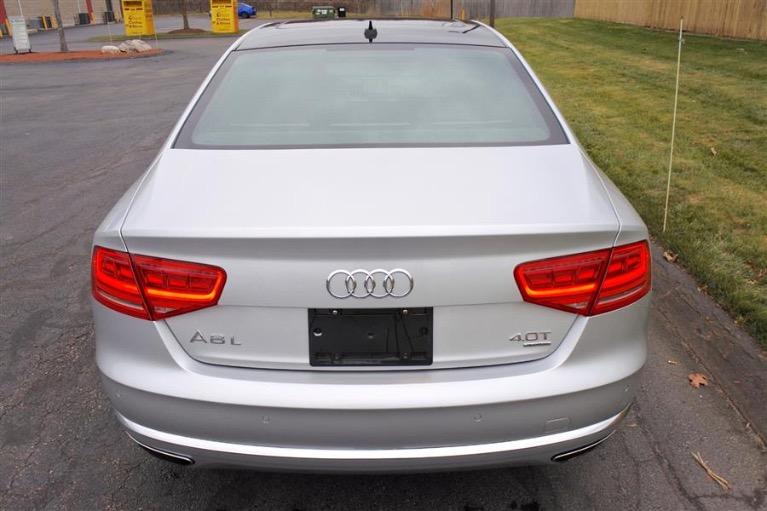 Used 2015 Audi A8 l 4.0L Quattro Used 2015 Audi A8 l 4.0L Quattro for sale  at Metro West Motorcars LLC in Shrewsbury MA 4