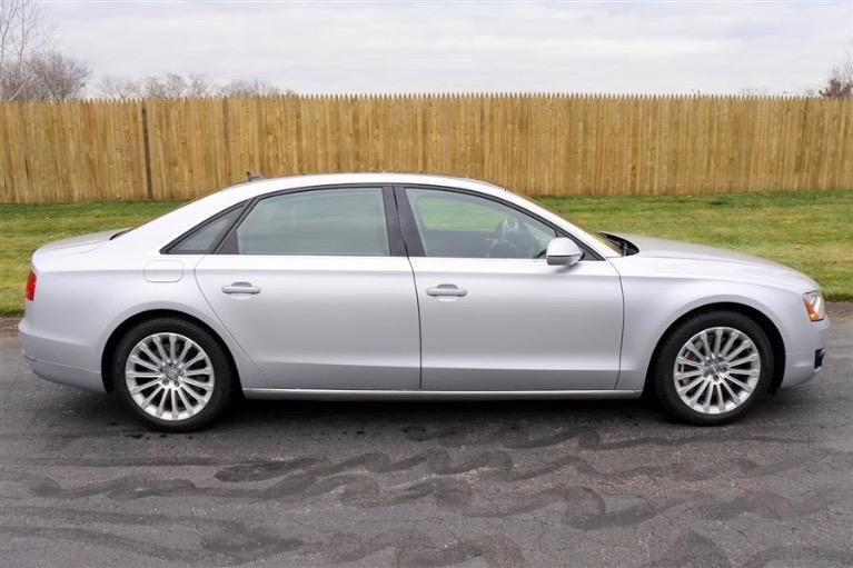 Used 2015 Audi A8 l 4.0L Quattro Used 2015 Audi A8 l 4.0L Quattro for sale  at Metro West Motorcars LLC in Shrewsbury MA 6