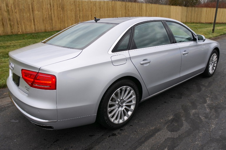 Used 2013 Audi A8 l 4.0L Quattro Used 2013 Audi A8 l 4.0L Quattro for sale  at Metro West Motorcars LLC in Shrewsbury MA 5
