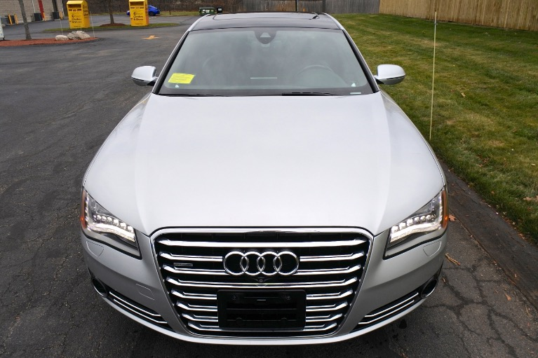 Used 2013 Audi A8 l 4.0L Quattro Used 2013 Audi A8 l 4.0L Quattro for sale  at Metro West Motorcars LLC in Shrewsbury MA 8