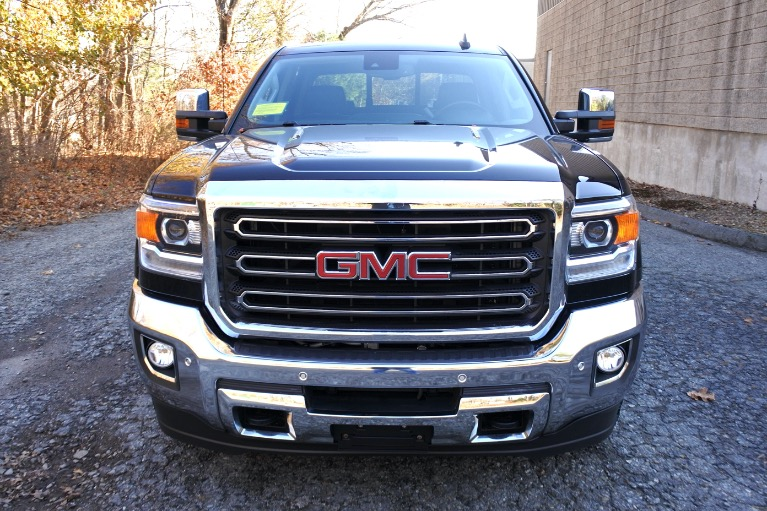 Used 2015 GMC Sierra 2500hd 4WD Crew Cab 153.7' SLT Used 2015 GMC Sierra 2500hd 4WD Crew Cab 153.7' SLT for sale  at Metro West Motorcars LLC in Shrewsbury MA 2