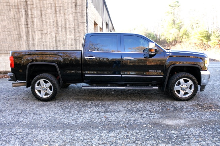 Used 2015 GMC Sierra 2500hd 4WD Crew Cab 153.7' SLT Used 2015 GMC Sierra 2500hd 4WD Crew Cab 153.7' SLT for sale  at Metro West Motorcars LLC in Shrewsbury MA 7