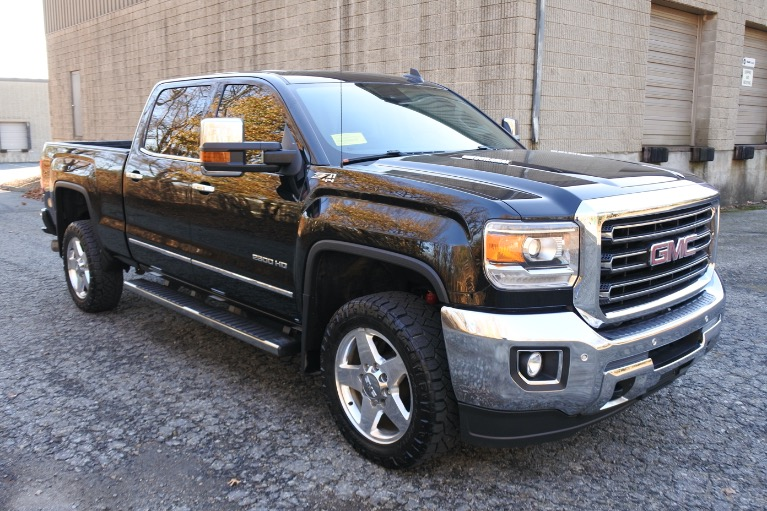 Used 2015 GMC Sierra 2500hd 4WD Crew Cab 153.7' SLT Used 2015 GMC Sierra 2500hd 4WD Crew Cab 153.7' SLT for sale  at Metro West Motorcars LLC in Shrewsbury MA 8