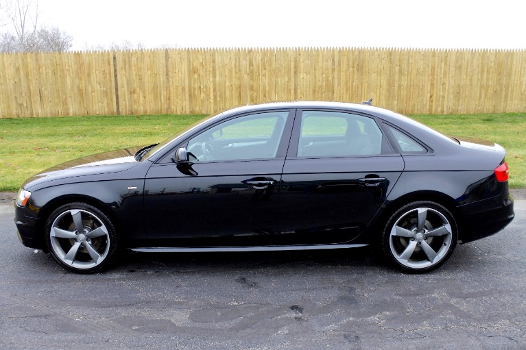 Used 2015 Audi A4 2.0T Premium Plus S Line Quattro Used 2015 Audi A4 2.0T Premium Plus S Line Quattro for sale  at Metro West Motorcars LLC in Shrewsbury MA 2