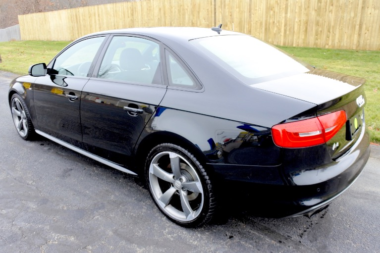 Used 2015 Audi A4 2.0T Premium Plus S Line Quattro Used 2015 Audi A4 2.0T Premium Plus S Line Quattro for sale  at Metro West Motorcars LLC in Shrewsbury MA 3