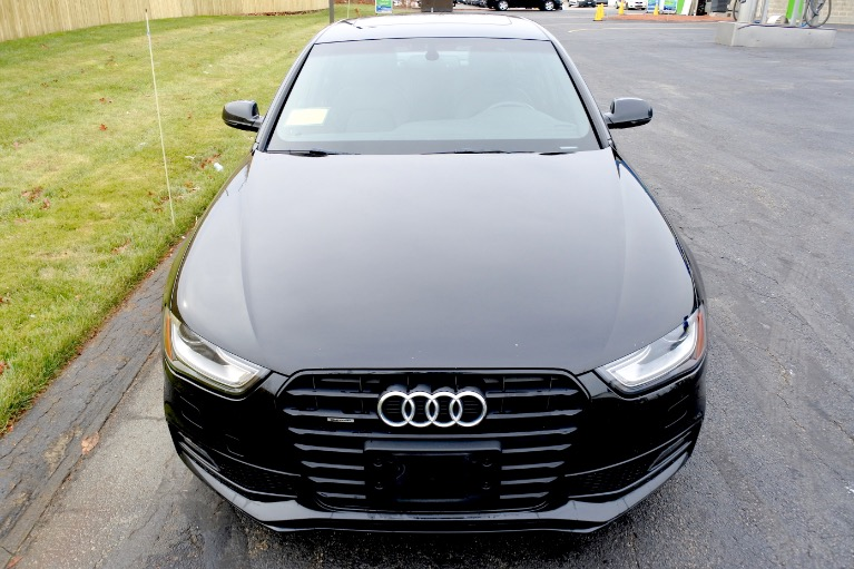 Used 2015 Audi A4 2.0T Premium Plus S Line Quattro Used 2015 Audi A4 2.0T Premium Plus S Line Quattro for sale  at Metro West Motorcars LLC in Shrewsbury MA 4