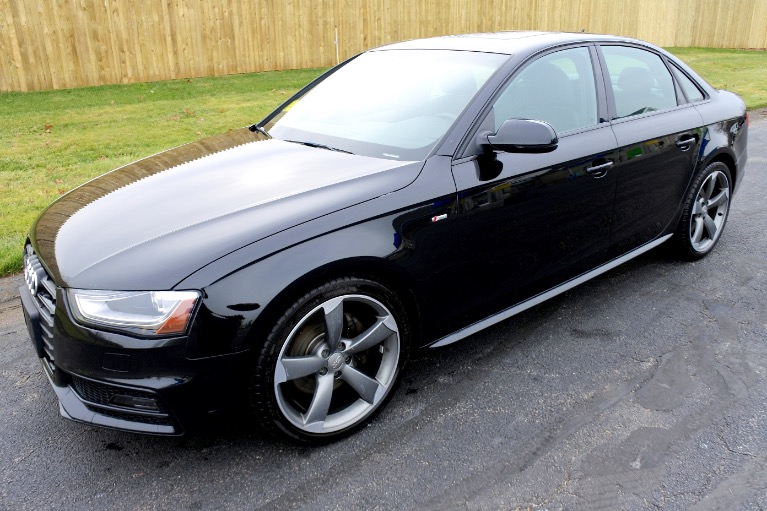 Used 2015 Audi A4 2.0T Premium Plus S Line Quattro Used 2015 Audi A4 2.0T Premium Plus S Line Quattro for sale  at Metro West Motorcars LLC in Shrewsbury MA 1