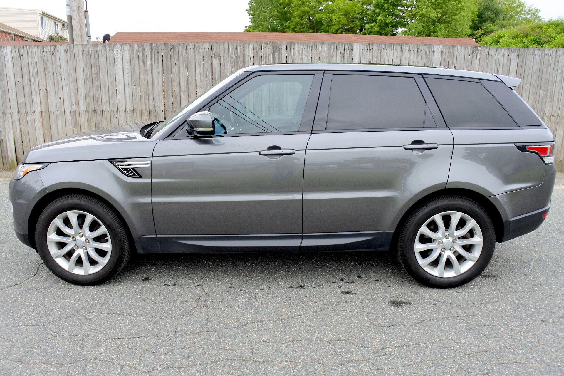 Used 2015 Land Rover Range Rover Sport HSE Used 2015 Land Rover Range Rover Sport HSE for sale  at Metro West Motorcars LLC in Shrewsbury MA 2