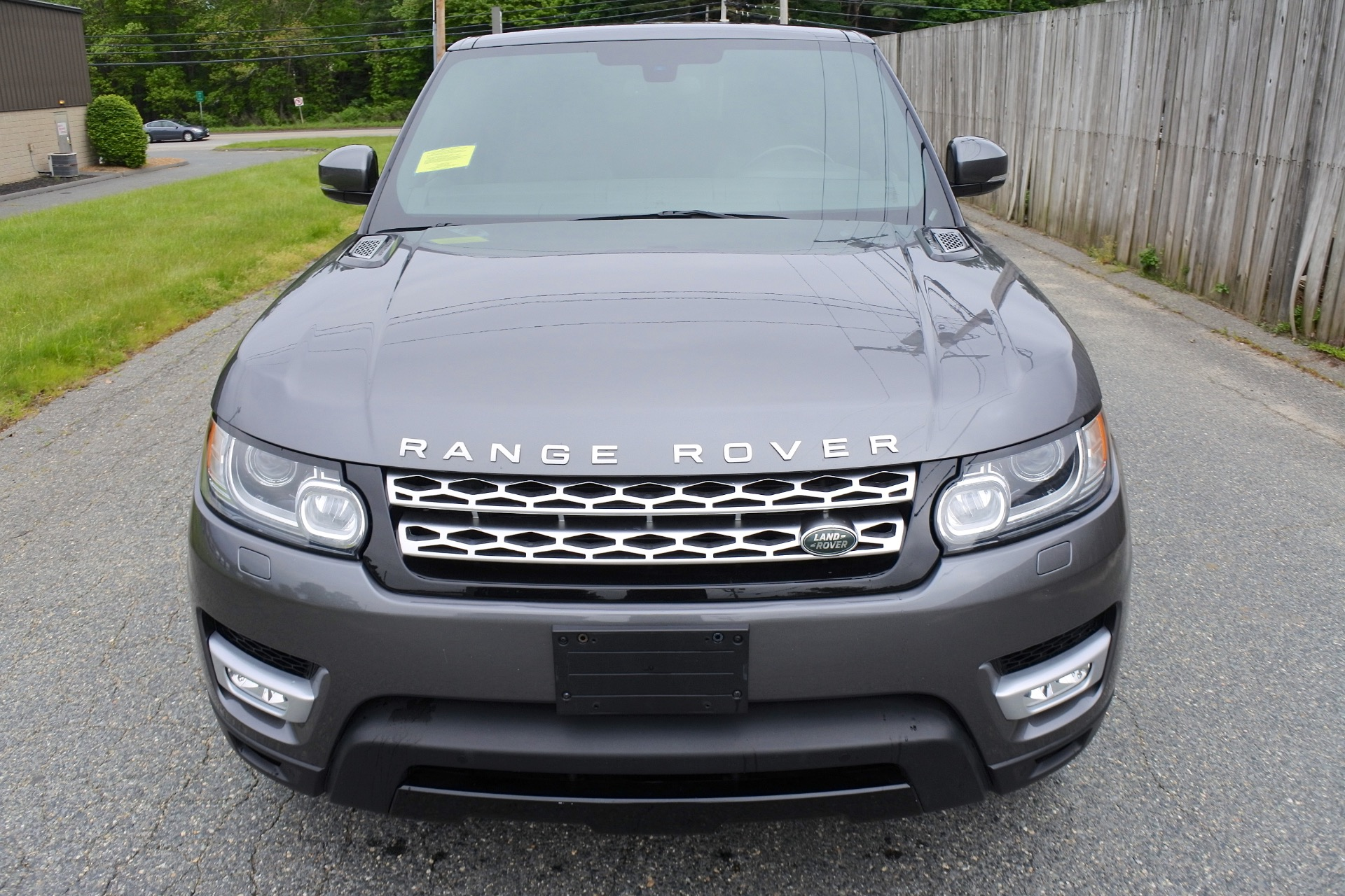 Used 2015 Land Rover Range Rover Sport HSE Used 2015 Land Rover Range Rover Sport HSE for sale  at Metro West Motorcars LLC in Shrewsbury MA 8