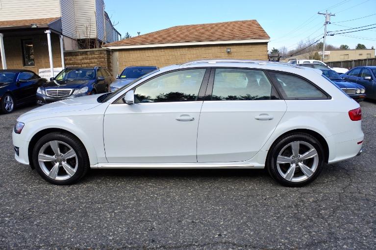 Used 2013 Audi Allroad Premium  Plus Quattro Used 2013 Audi Allroad Premium  Plus Quattro for sale  at Metro West Motorcars LLC in Shrewsbury MA 2
