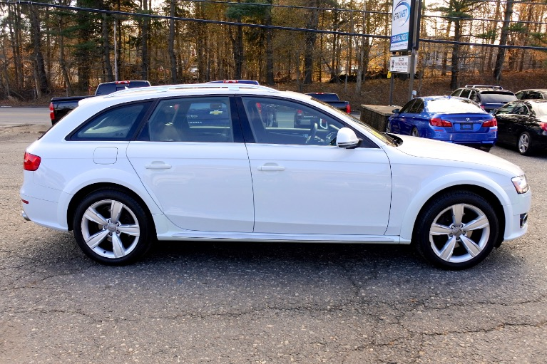 Used 2013 Audi Allroad Premium  Plus Quattro Used 2013 Audi Allroad Premium  Plus Quattro for sale  at Metro West Motorcars LLC in Shrewsbury MA 6