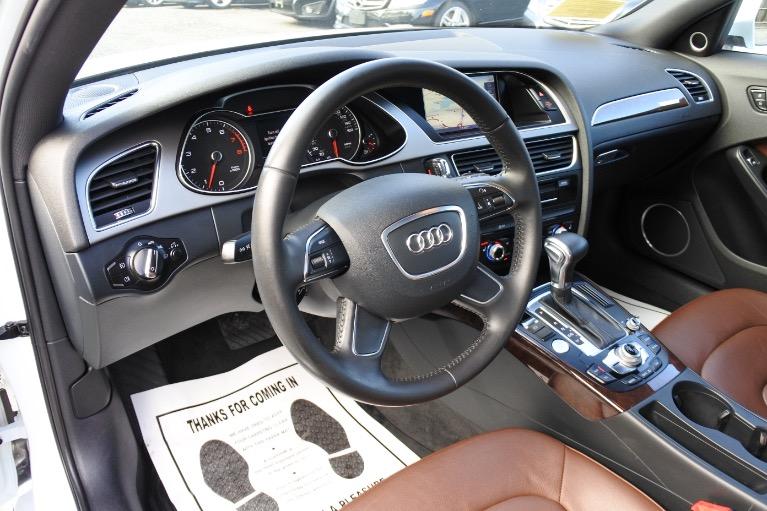 Used 2013 Audi Allroad Premium  Plus Quattro Used 2013 Audi Allroad Premium  Plus Quattro for sale  at Metro West Motorcars LLC in Shrewsbury MA 9