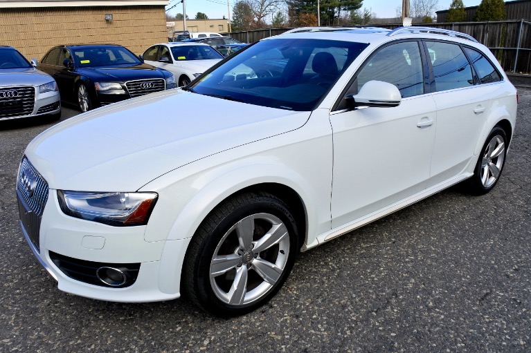 Used Used 2013 Audi Allroad Premium  Plus Quattro for sale $13,700 at Metro West Motorcars LLC in Shrewsbury MA