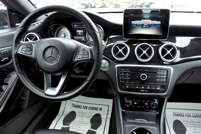 Used 2016 Mercedes-Benz Cla 4dr Sdn CLA 250 4MATIC Used 2016 Mercedes-Benz Cla 4dr Sdn CLA 250 4MATIC for sale  at Metro West Motorcars LLC in Shrewsbury MA 10