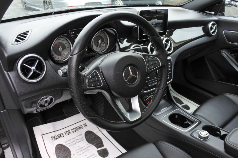 Used 2016 Mercedes-Benz Cla 4dr Sdn CLA 250 4MATIC Used 2016 Mercedes-Benz Cla 4dr Sdn CLA 250 4MATIC for sale  at Metro West Motorcars LLC in Shrewsbury MA 14