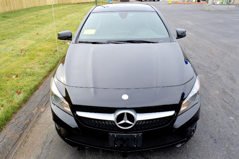 Used 2016 Mercedes-Benz Cla 4dr Sdn CLA 250 4MATIC Used 2016 Mercedes-Benz Cla 4dr Sdn CLA 250 4MATIC for sale  at Metro West Motorcars LLC in Shrewsbury MA 8