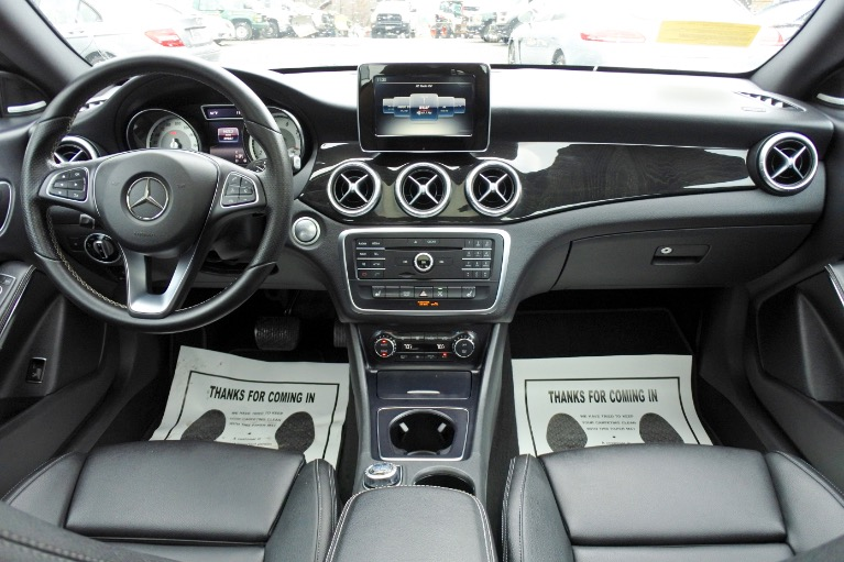 Used 2016 Mercedes-Benz Cla 4dr Sdn CLA 250 4MATIC Used 2016 Mercedes-Benz Cla 4dr Sdn CLA 250 4MATIC for sale  at Metro West Motorcars LLC in Shrewsbury MA 9