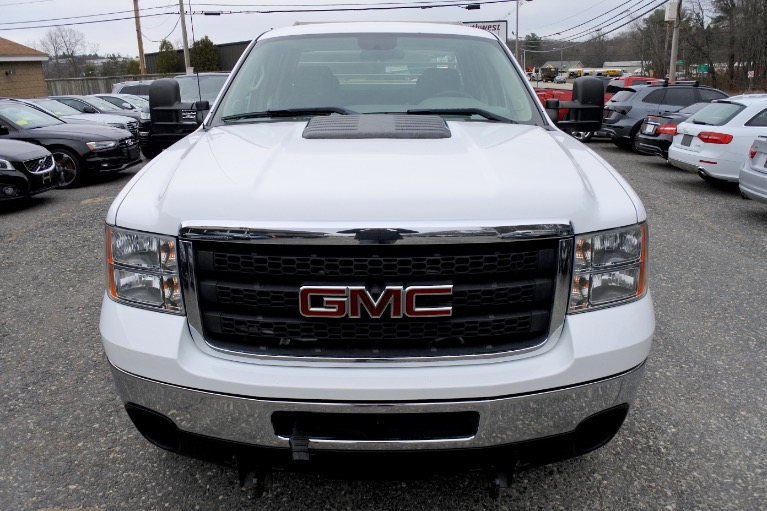 Used 2012 GMC Sierra 2500hd 4WD Ext Cab 144.2' Work Truck Used 2012 GMC Sierra 2500hd 4WD Ext Cab 144.2' Work Truck for sale  at Metro West Motorcars LLC in Shrewsbury MA 8