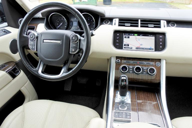 Used 2016 Land Rover Range Rover Sport HSE Used 2016 Land Rover Range Rover Sport HSE for sale  at Metro West Motorcars LLC in Shrewsbury MA 10