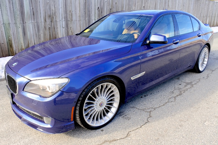 Used Used 2012 BMW 7 Series ALPINA B7 SWB xDrive AWD for sale $21,800 at Metro West Motorcars LLC in Shrewsbury MA