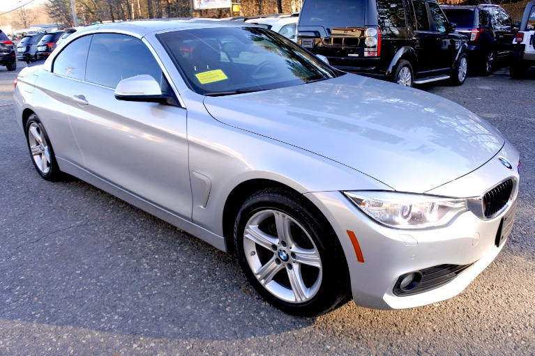 Used 2014 BMW 4 Series 2dr Conv 428i xDrive AWD SULEV Used 2014 BMW 4 Series 2dr Conv 428i xDrive AWD SULEV for sale  at Metro West Motorcars LLC in Shrewsbury MA 14